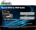 Tipard DVD to PSP Suite 1