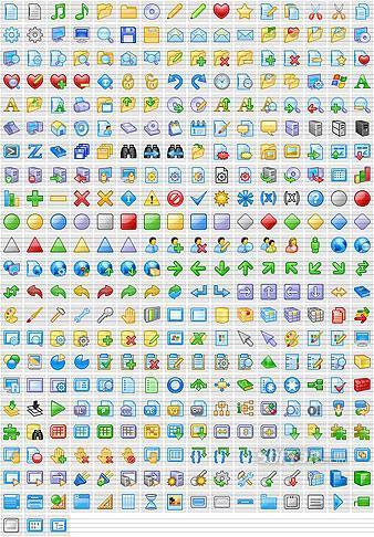 XP Artistic Icons Screenshot 3