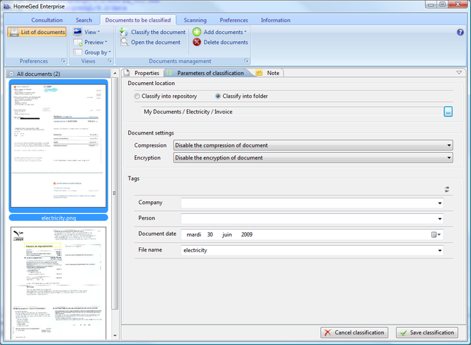 HomeGed Enterprise ( Windows ) Screenshot 1
