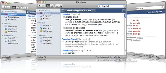 Collins Pro English Dictionary Screenshot 3
