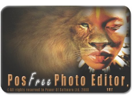 Pos Free Photo Editor Screenshot