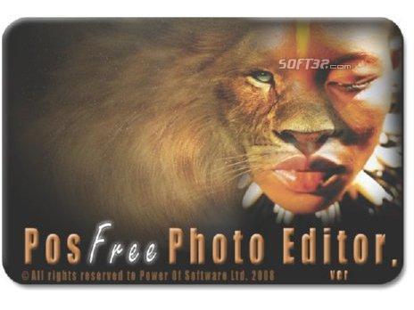 Pos Free Photo Editor Screenshot 3