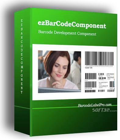 ezBarcodeComponent Screenshot 2