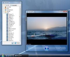 RevoluTV Screenshot 1