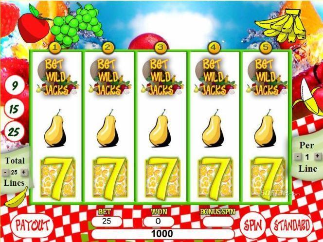 Fruits Slots Screenshot 3