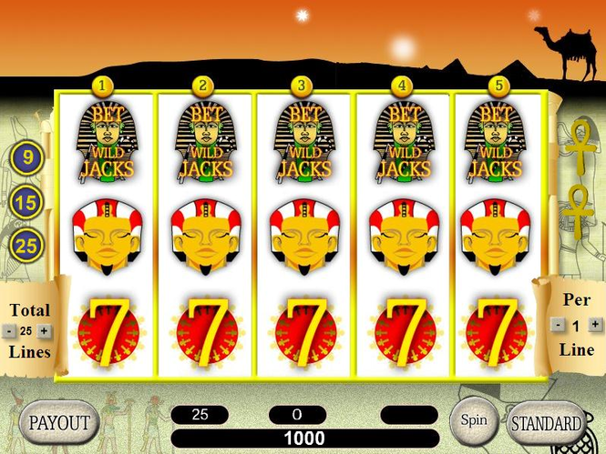 Egipt Slots Screenshot 1
