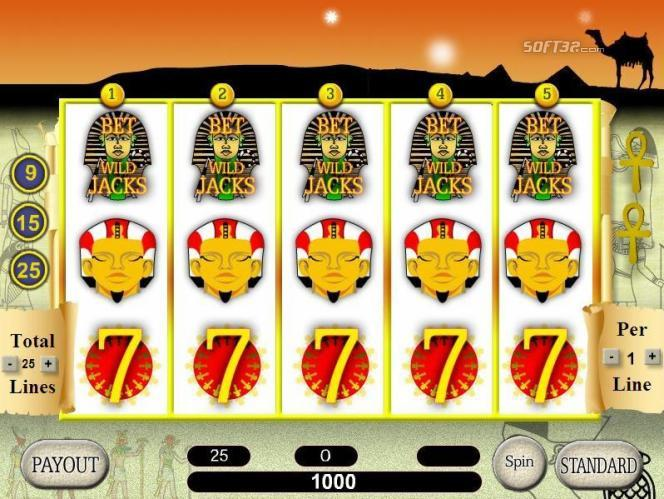 Egipt Slots Screenshot 3