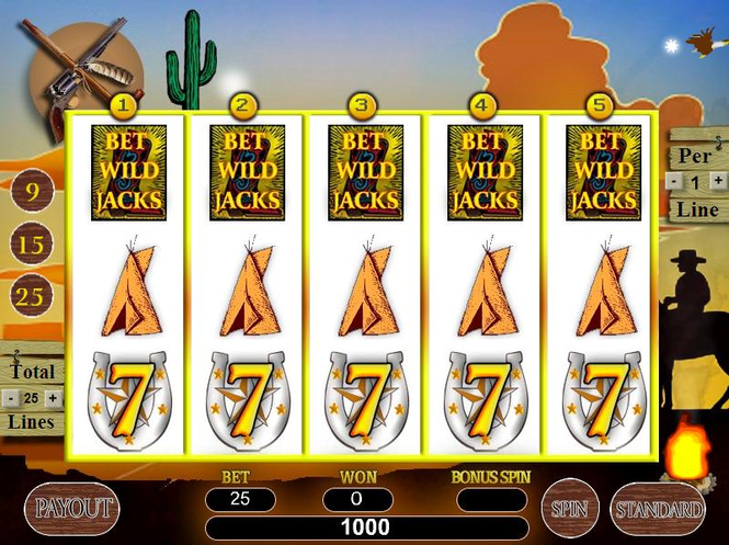 Wild West Slots Screenshot