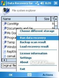 Raise Data Recovery for Mobile Screenshot 3