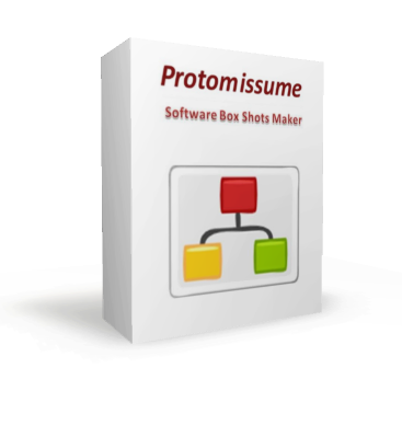 Protomissume Software Box Shot Maker Screenshot 1