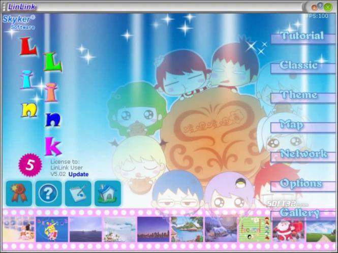 LinLink Screenshot 3