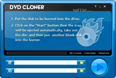 DVD Cloner Screenshot
