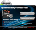 Tipard BlackBerry Converter Suite 1