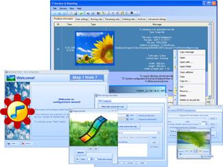 Music Management Software Screenshot