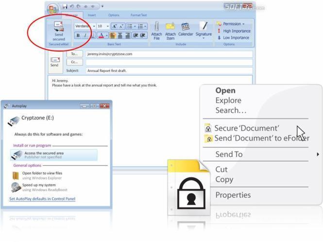 Endpoint Encryption Screenshot 2