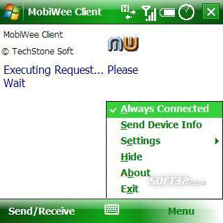 Mobiwee Screenshot 1