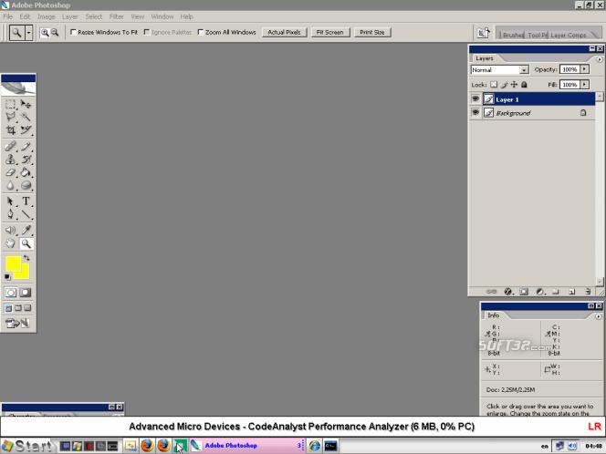 Aegis Shell Screenshot 1