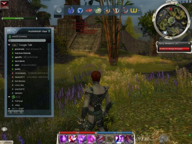 PLAYXPERT Screenshot 2
