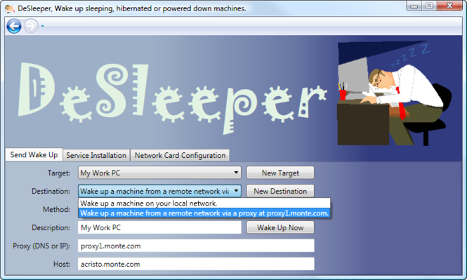 deSleeper Screenshot