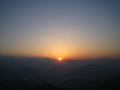 Mountain Sunrise Screensaver 1