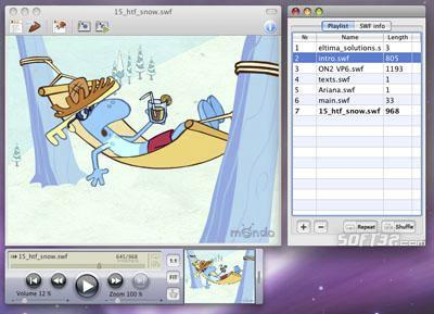 FLV Player for Mac Screenshot 3