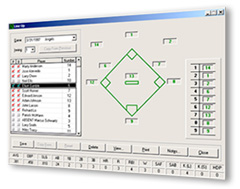 Baseball Manager Screenshot