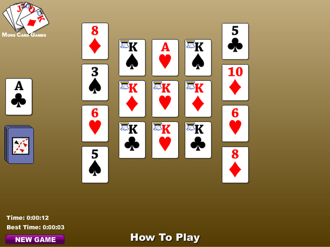 Pro Sultan Solitaire Screenshot 1