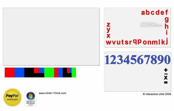 interactive child Screenshot 2