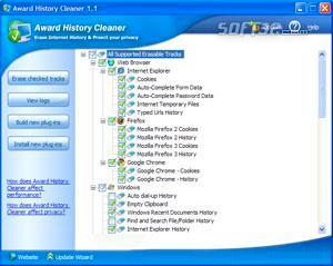 History Eraser Screenshot 2