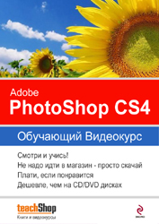 VTC Adobe Photoshop CS4 For beginners Video Tutorial Screenshot