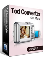 Tod Converter for Mac Screenshot 1