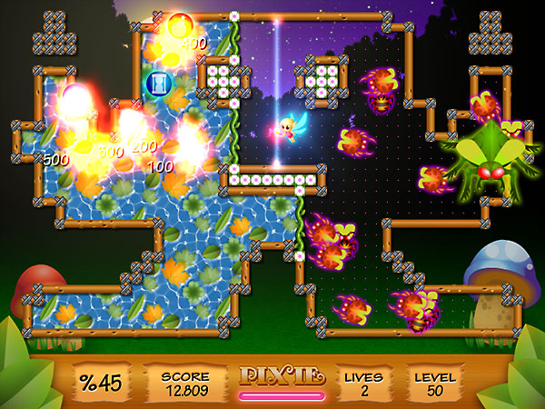 Pixie PC Screenshot