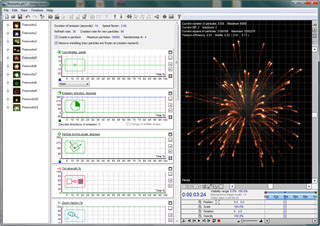 Magic Particles Screenshot