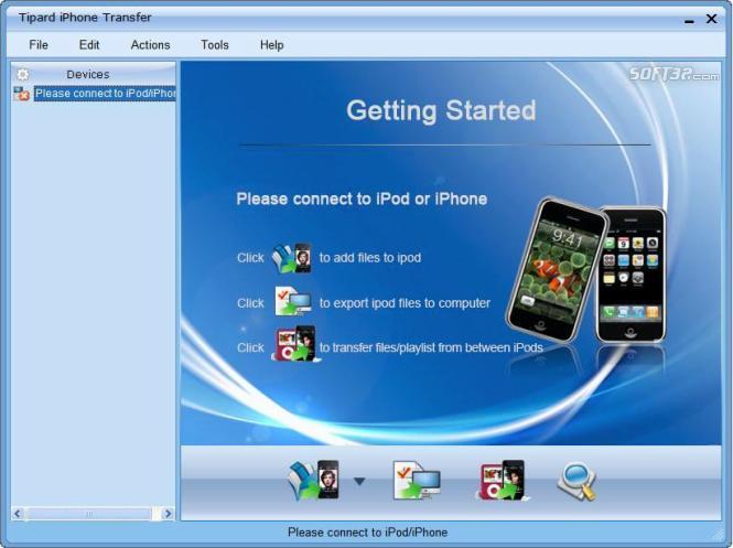Tipard iPhone Transfer Screenshot 2