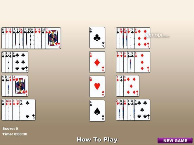Castle Card Game Screenshot 3