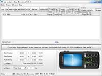 Any media To Sony Erricsson Screenshot 3