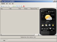 Any Media To HTC Touch HD Screenshot 1