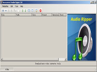 Aceconvert Audio Ripper Screenshot 1