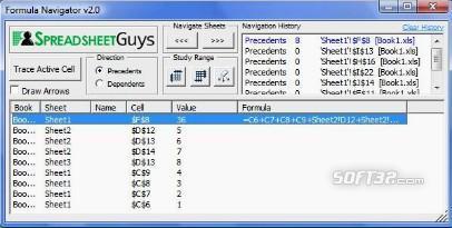 Formula Navigator Screenshot 3
