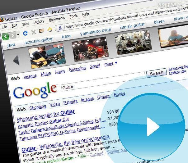 Veoh Video Compass for Firefox Screenshot 2