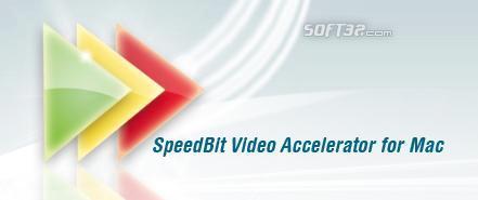 SpeedBit Video Accelerator for Mac Screenshot 2
