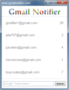 Gmail Notifier 1