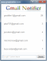 Gmail Notifier 2