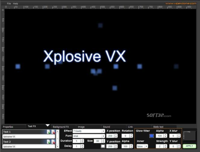 Xplosive VX Screenshot 3