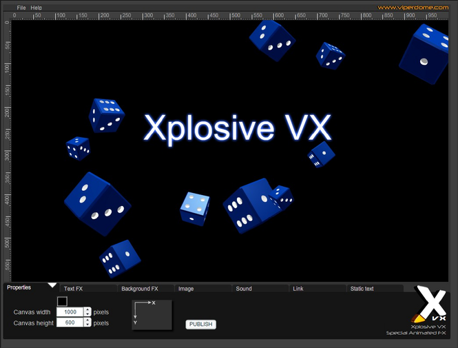 Xplosive VX Screenshot 1