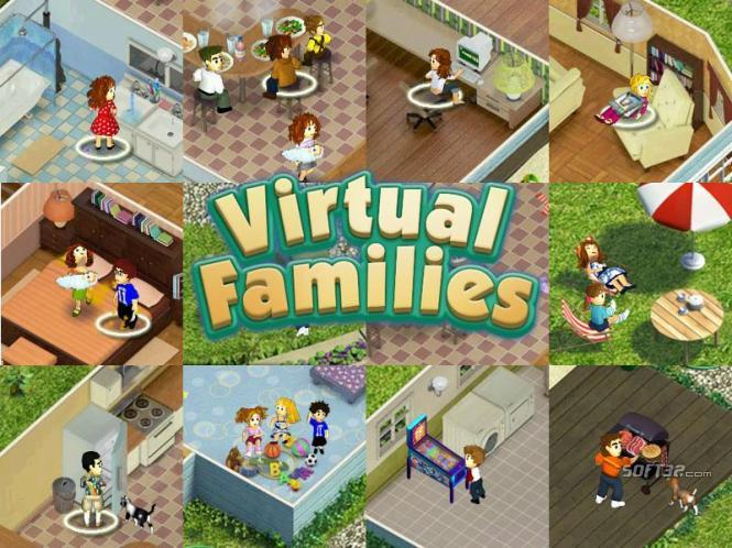 how to get virtual families 2 full version for free