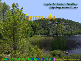 Gatineau Park in 360 degrees Screenshot