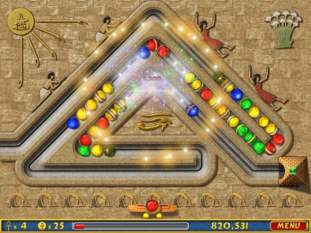 Luxor Bundle Pack Screenshot
