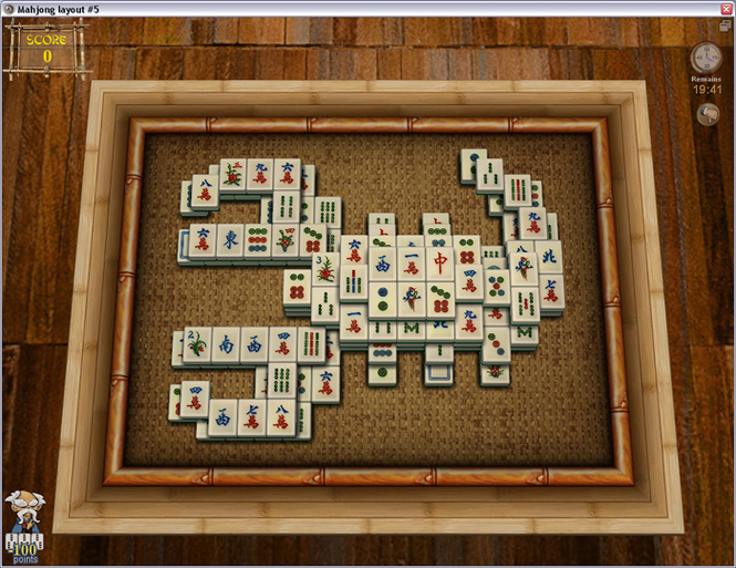Mahjong Champ 3D Screenshot