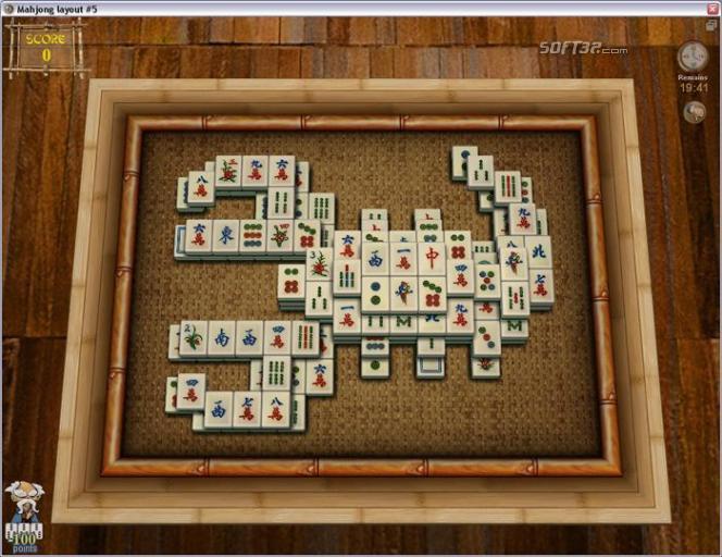 Mahjong Champ 3D Screenshot 2